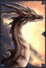 Драконы – самые могучие и в тоже время редкие представители мира Сайрон. Некоторые из них способны принимать человеческий облик.