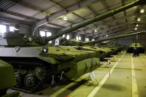 «Объект 934» - лёгкий плавающий танк (ОКР «Судья») 81gzk