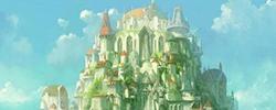 Айлей. Белая (магическая) академия на острове Внутреннего моря