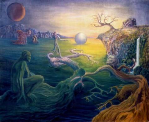 Эзотерические сны. Осознанное сновидение 2