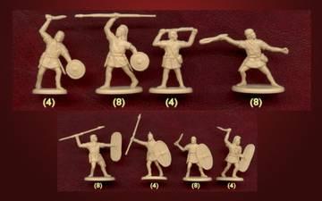 Армия античной Испании.  Vj6UD